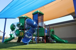 Noah's Park & Playgrounds Teams with the St. Luke's United Methodist Church to Bring New, Edmond Campus Both Indoor & Outdoor Playgrounds in Time for Their Grand Opening