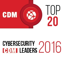 Cyber Defense Magazine Announces Top 20 Cyber Security Leaders of 2016