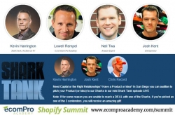Josh Kent Headlines National Shopify Summit