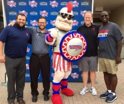 Fantelope Joins Forces with the Detroit Titans