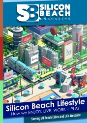 Playa Vista Today Hits the Beach with Silicon Beach Magazine