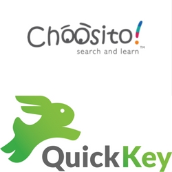Choosito! And Quick Key Mobile Partner to Deliver  Personalized Learning Content Based on Quizzes and Quiz Results