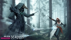 Maguss: the First Mobile Multiplayer Spell Casting Game, Featuring an Optional Magic Wand Device, is Live on Indiegogo and Already Reached the Funding Goal