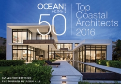 Ocean Home Magazine, an RMS Media Group Publication, Unveils Its Top 50 Coastal Architects 2016