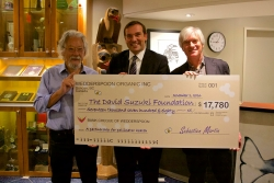 Wedderspoon®, #1 Selling Manuka Honey Brand in North America, Helps Support Pollinators with Donation to David Suzuki Foundation