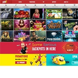 New Online Casinos 2016: Spinit Goes Live with 1200 Games
