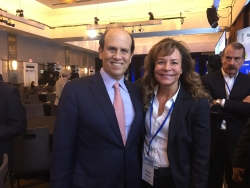 Partnering for Cures: Highlights from The Chauncey F. Lufkin III Foundation's Participation at the Milken Institute's FasterCures 2016 Partnering for Cures