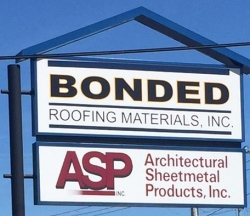 Bonded Building Materials Named Roofinox Distributor