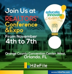 H2eFile, a Real Estate Transaction Management and Filing Software to be Launched at The Realtors ® Conference & Expo 2016