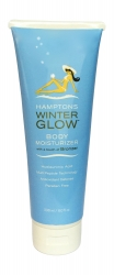 Introducing Winter Glow® the First Moisturizer with Bronzer Formulated Specifically for Winter Skin