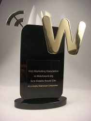 Best Mobile Web Sites and Best Mobile Apps of 2016 Named by Web Marketing Association