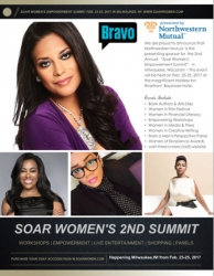 Roth & Lawrence LLC, Humanitarian Project Soar Women's Empowerment 2nd Annual Summit Receives Support from Northwestern Mutual