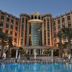 Hilton Eliat Queen of Sheba, One of the Global Hotel Chain's Premier 5 Star Locations, Has Extended Their Use of Novisign's Digital Signage Software All Over the Property