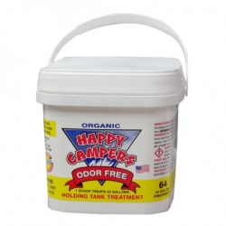 Odor Free RV Becomes Official Licensed Online Retailer for the Happy Camper Holding Tank Treatment