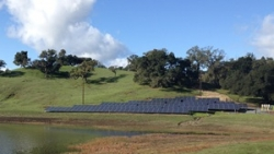 SolarCraft Completes Solar Power Installation at Robert Young Estate Vineyards & Winery - Sun Shines on Alexander Valley Vineyard