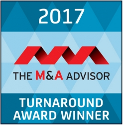 Madison Street Capital Announced as Winner of the 11th Annual Turnaround Awards