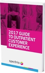 Spectrio Releases the 2017 Guide to Outpatient Customer Experience