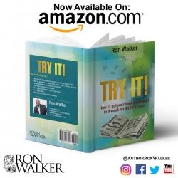 Ron Walker Releases New Book,