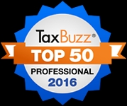 ClientWhys' TaxBuzz.com Releases Its Top 50 Best-Reviewed Tax and Accounting Professionals of 2016