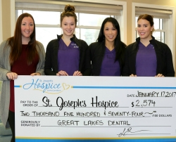Dr. Jennifer Thomm Makes Record Breaking Donation in Sarnia Ontario Canada