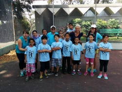 BC Tennis Charity Helps 5,000 Children