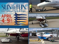 TNA Selected as the Exclusive Electric Aircraft Tug Provider for SUN 'n FUN, the Busiest Aviation Expo with More Than 5,000 Aircraft Attending