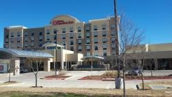 J. Wales Construction Finalizes New Hilton Garden Inn in Arlington, Texas