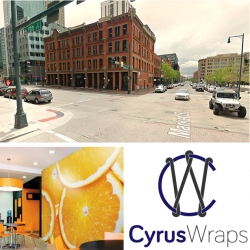 Cyrus Wraps Itself Around the Competition