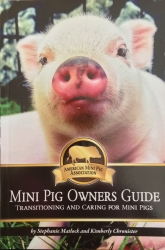 The American Mini Pig Association Launches an Educational Book Series