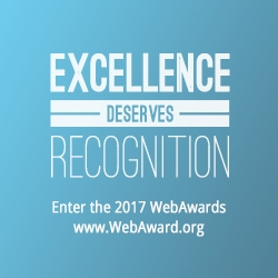 Best Radio and TV Websites to be Named by Web Marketing Association in 21st Annual WebAward Competition
