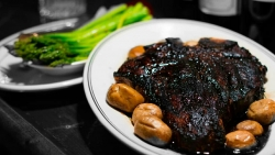 Five O'Clock Steakhouse Named #1 Steakhouse in Wisconsin by Renowned Culinary Publication Tasting Table
