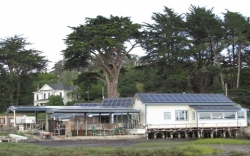 SolarCraft Brings Solar Power to Hog Island Oyster Company - The Sun Shines on Acclaimed West Marin Oyster Company