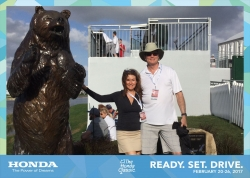 Honda Classic: The Chauncey F. Lufkin III Foundation Volunteers at the 2017 Honda Classic to Support Quantum House of Palm Beach County