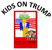 Tre H Publishing, a Division of Tre H Productions, LLC Releases New Provocative Book on Kids Views of President Donald Trump