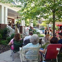 Porchfest Music Festival Comes to the Jersey Shore