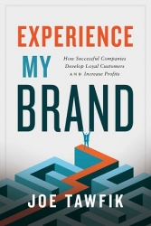 New Business Book Released – Experience My Brand