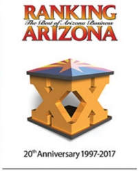 Transcend Security Receives Significant Honor for 2017 from Arizona Big Media