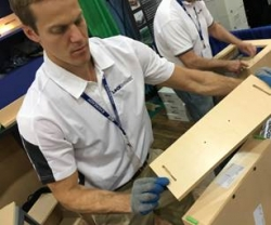 Lockdowel Fast Cabinet and Furniture Assembly Workshop and Open House  – May 1 and 2