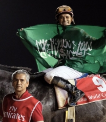 American Equus Joins Mike Smith and Arrogate on Their Sensational Win in the Dubai World Cup