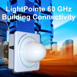 LightPointe Deploys Next Generation 60 GHz Wireless Bridge for Repeat Customer Crossroads School, Running IP Phones, WiFi Access Points, and Gigabit Capacity