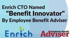 iGrad Financial Wellness CTO Honored by Employee Benefit Adviser