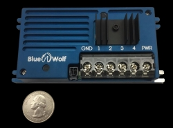 Blue Wolf to Debut Remote Dimming Unit
