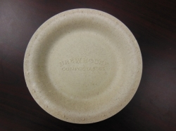 Here's to Another Round: USA-Based Chamness Biodegradables Creates New Brew House Compostables Disposable Plates Using Recycled Brewery Hops