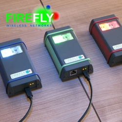 Firefly Wireless Networks Showcases Its Visible Light Communications LiFi Products, with Data Rates Up to 1.8 Gbps, at Hannover Messe Tradeshow