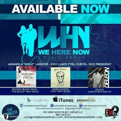 Groundbreaking First Week of Sales for We Here Now Music Group