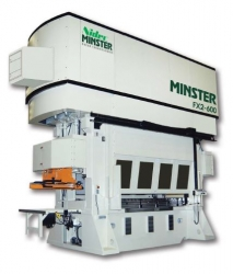 ER Wagner Adding 600-Ton Servo Punch Press