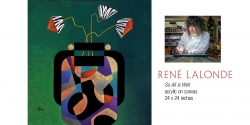 Rene' Lalonde - Springtime with Lalonde at Martin Lawrence Galleries Schaumburg