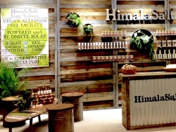 HimalaSalt Recognized for Use of Upcycled Pallets: Innovation, Ethics, Beauty, and Small Footprint
