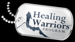 Healing Warriors Program Golden Ticket Event