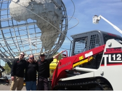 Come Visit Durante Rentals and New York Takeuchi at the 29th Annual NYC Parks Construction Equipment & Vehicle Show
